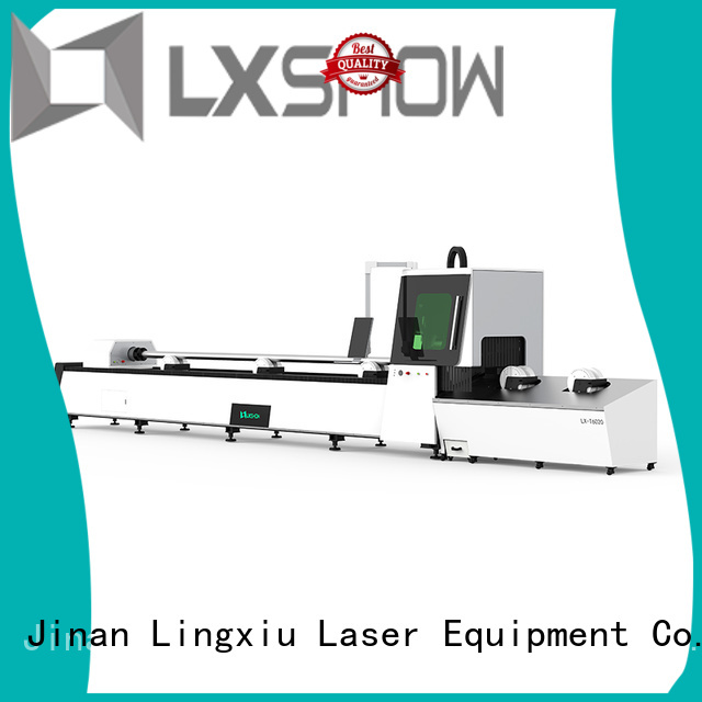 Lxshow pipe cutting machine wholesale for factory