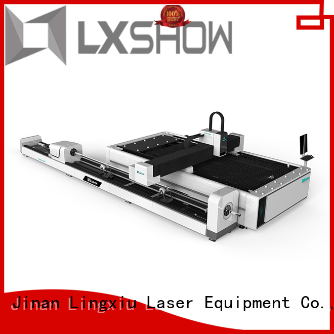 Lxshow controllable metal cutting machine series for Iron Plate