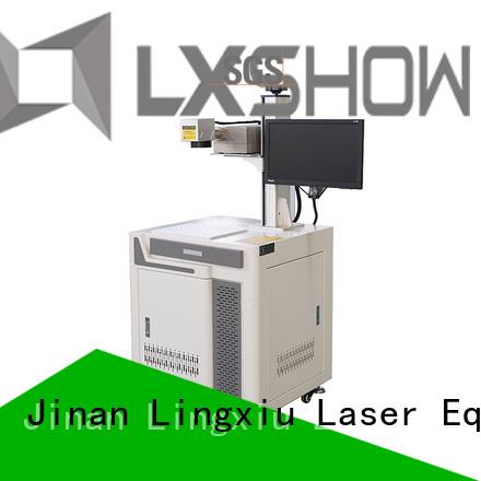 Lxshow laser marking machine manufacturer for factory
