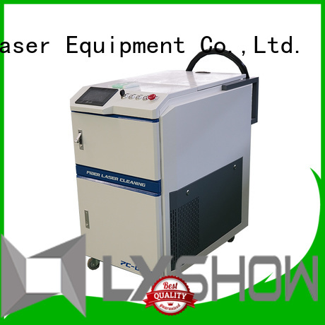 hot selling laser clean rust at discount for workshop