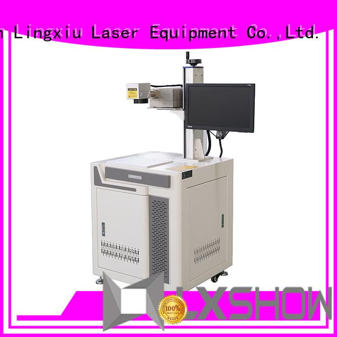 Lxshow laser marking promotion