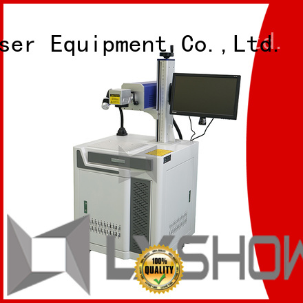 Lxshow laser marking directly sale for paper