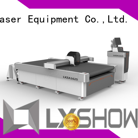 Lxshow stable foam cutting machine promotion for carpets