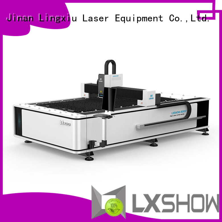 Lxshow stable cnc laser cutter wholesale for medical equipment