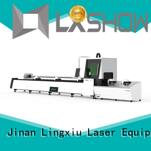 Lxshow pipe cutting machine manufacturer for work plant