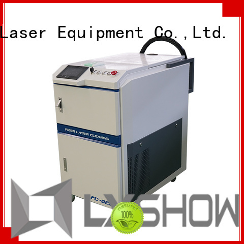 good quality laser clean rust manufacturer for workshop