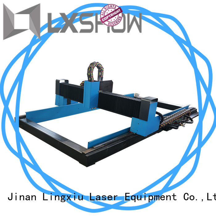 Lxshow practical plasma cnc table wholesale for Mold Industry