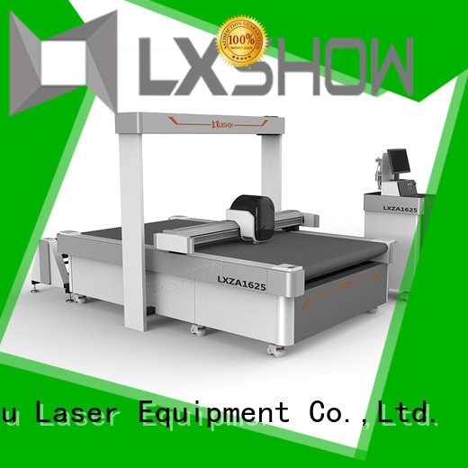 Lxshow sturdy foam cutting machine on sale for sponge