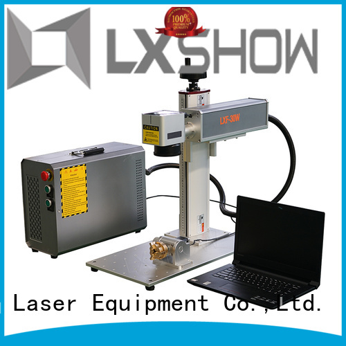 Lxshow controllable laser machine directly sale for medical equipment