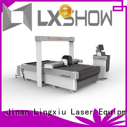 Lxshow router machine manufacturer for gasket material
