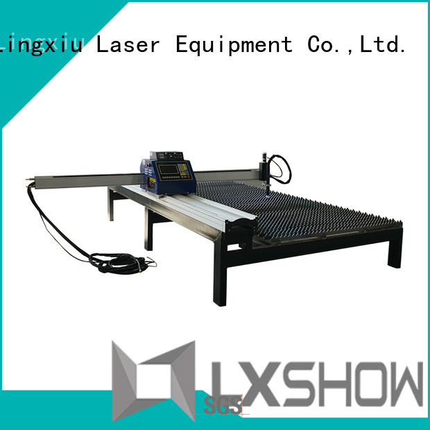 Lxshow cnc plasma cuter supplier for Mold Industry
